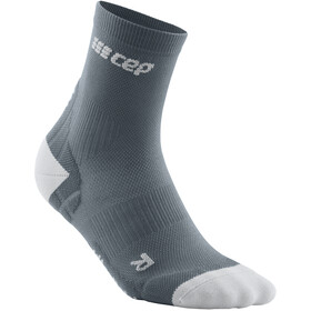 cep Ultralight Short Socks Women grey/light grey